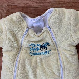 Baby Merlin Other - Baby Merlin's Magic Sleepsuit